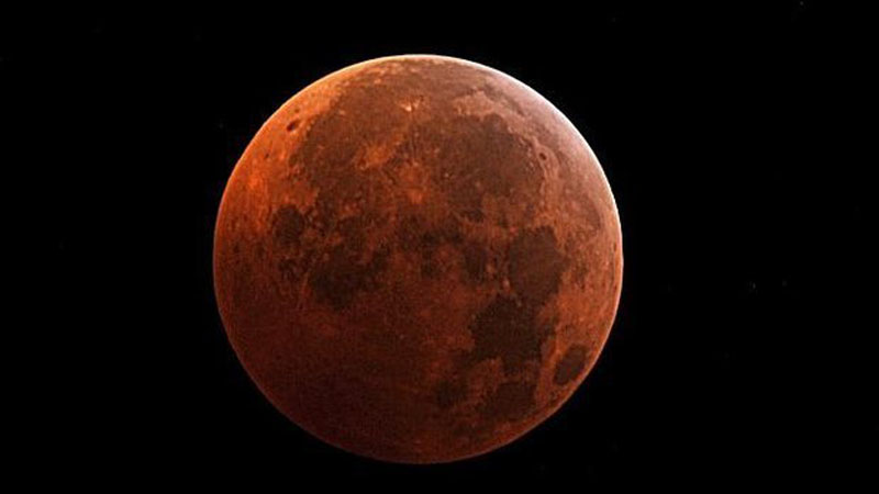 #Mundo: Com eclipse total da lua, 'superlua de sangue' ficará visível neste domingo